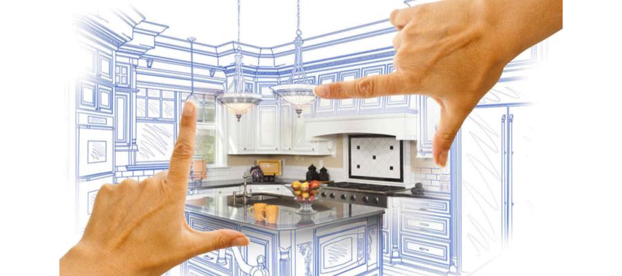 Para pintar tu cocina