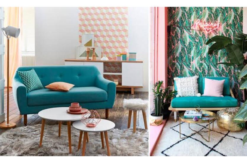sala de estar por app diseño de interiores