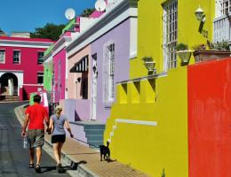 casas coloridas