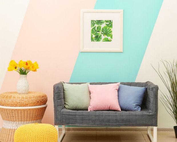 Cómo elegir colores para pintar interiores