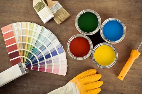 Selecciona el tipo correcto de pintura